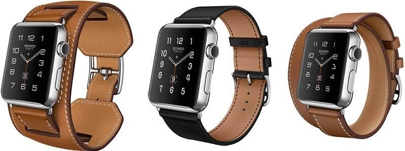 Az elegáns Apple Watch – Hermès