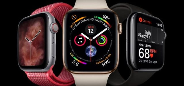 Apple Watch Series 4 és watchOS 5