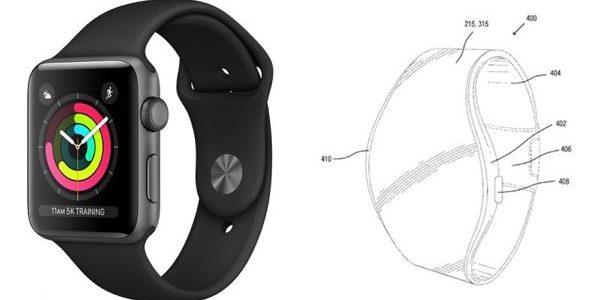 Érkezhet a hajlítható kijelzős Apple Watch