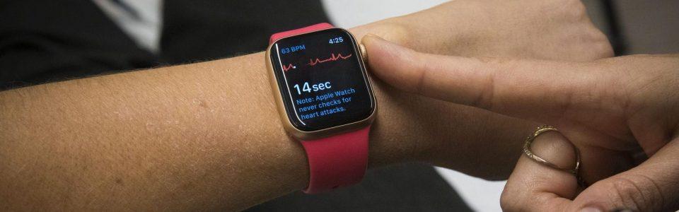 Hazánkba is megérkezhet az Apple Watch EKG funkciója