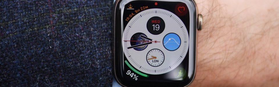 Kiderült mikor érkezhet az Apple Watch Series 5