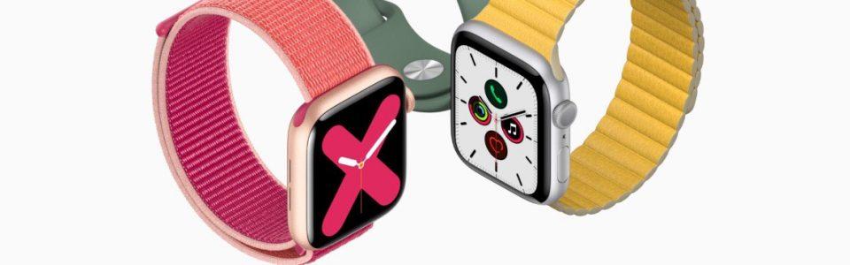 Ilyen órát még nem látott a világ – Apple Watch Series 5