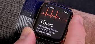 Már egy magyar férfi életét is megmentette az Apple Watch