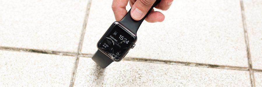 Mikor szükséges az Apple Watch kijelzőcsere?