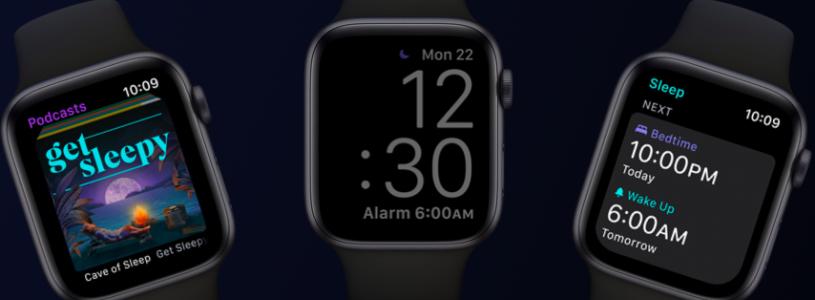 Nappal motivál – éjszaka készen áll a WatchOS 7