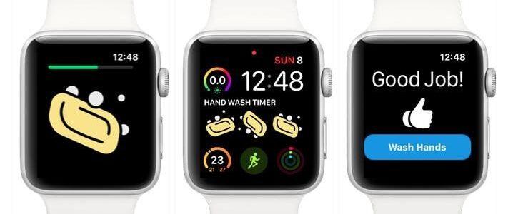 Védd az egészséged, moss kezet! – Az Apple Watch segít